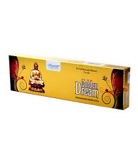 FLOURISH FRAGRANCE Golden Floral Dream Incense Stick 50g hand rolled in India.
