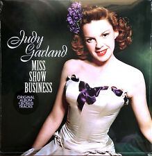 Judy Garland ‎LP Miss Show Business - Original Album + Bonus Tracks - Europe