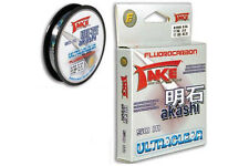 Lineaeffe Take Akashi Fluorocarbon 50m 0 12mm 2 55kg UltraClear