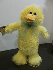 Singing & moving easter duck sings chicken dance holiday decoration animated