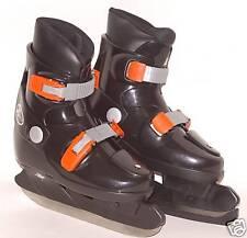 Patins à Glace Réglable 29-32 Eu Hockey sur Glace Glace Chaussures