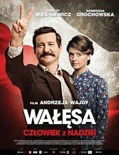 WALESA - Czlowiek z nadziei - DVD + Buch - Polen,Polnisch,Polska,Poland,Polonia