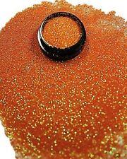 3ml Glitter 0,2mm, Pale Orange, Glitterstaub, Puder in Acryl Dose, Nr. 801-042-a