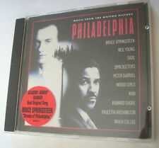 Philadelphia CD Music Springsteen Neil Young 1993