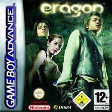 Nintendo Gameboy Advance Game Eragon CIB Boxed Very Good
