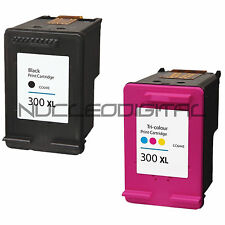 HP 300 NEGRO Y TRICOLOR XL REMANUFACTURADO DESKJET D1668 D2500 D2530 D2545 D2560