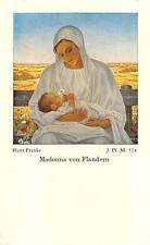 "OLD nice rare german Holy cards from circa 19th artist Hans Franke ""H9203"""