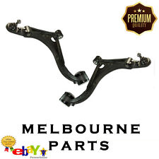 2 x Quality Ford Falcon AU 2 BA BF Front Lower Control Arms XR6 XR8 PAIR 00-2008
