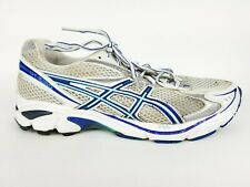 Asics Gt 2160 White Blue Mesh Road Running Athletic Shoes Sneakers Women's 10 2E