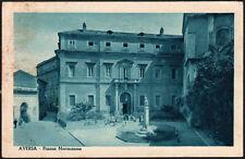 cartolina AVERSA piazza normanna