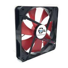 Pc Cases Cooling Fans Silent Quiet 140mm 14cm Dc 12v 4d Plug Computer Cooler Fan