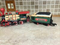 New Bright Train Wintersville Express No.12 G Scale ENGINE AND BATTERY TENDER