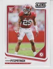 2018 Score Football Rookies (331-440) Complete Your Set!! You Choose!!