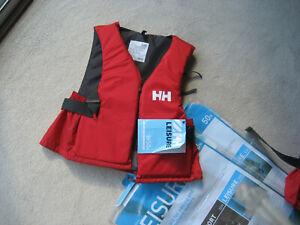 Helly Hansen Life Jacket Buoyancy Aid Size S, 50-60kg