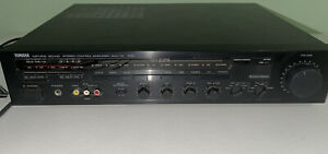 Vintage Yamaha AVC-70 Natural Sound Stereo Control Amplifier Pre-Amp - TESTED