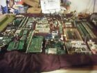 large lot of electrical circuit boards for scrap computers, appliances and other photo