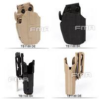 FMA Hunting 579 GLS5 Glock Pistol Pouch for G17/22/37 HK45 M&P45 Belt System