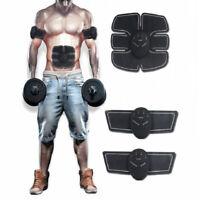 Stimulator Training Smart Abs Fitness Gear Muscle Abdominal Toning Belt Trainer