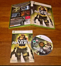 Tomb Raider Underworld 1er édition [Complet] Xbox 360