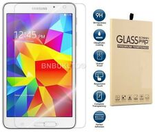 2 X Tempered Glass Screen Protector For Samsung Galaxy Tab 4 7.0 T230/T231