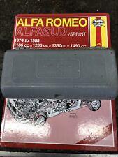 ALFA ROMEO ALFASUD TOOL KIT Good Condition Complete