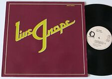 Moby Grape Live Grape ORIG LINE RECORDS LP 1978 VG + +/MINT -
