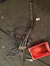 Celica 1.8 Vvti Gen 7 Rear Steering Rack 2000 Reg Red Colour Breaking Parts
