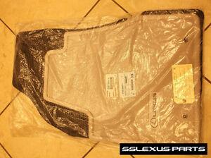 Lexus RX330 RX350 (2004-2009) OEM Genuine 4pc CARPET FLOOR MATS (Light Gray)
