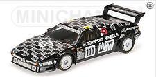 BMW M1 - MK MOTORSPORT  24H LE MANS 1986 L.E. 504 pcs. Minichamps 1:18