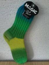Handgestrickte Socken. 38/39 Magic Socks Yarn NEU