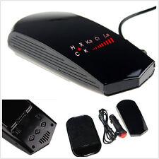 Car Radar Laser Detection Speed LED Display 360° Detector Voice Alert Warning V3