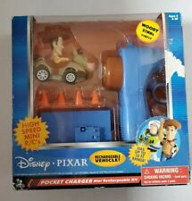 Disney•Pixar ~Woody~ Toy Story~pocket charger mini rechargeable R/C vehicle