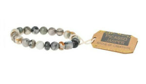 Scout Curated Wears PICASSO JASPER STONE Stacking Bracelet CREATIVITY Jewelry