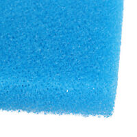 45x45x2cm Blue Filtration Foam Aquarium Fish Tank Pond Sump Filter Sponge Pad