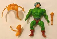 Vintage - Man At Arms - Action Figure (Masters of the Universe / MOTU / He-Man)
