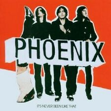 """Phoenix """"It 's never been like that"""" CD NUOVO"""