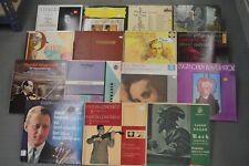 Lot of 15 Classical Violin LPs  Kogan  Gerle  Suk  Zsigmondy  Menuhin  Ferras