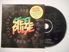 STEEL PULSE : BROWN EYED GIRL / BAG O' TRICKS MIX ♦ CD SINGLE PORT GRATUIT ♦