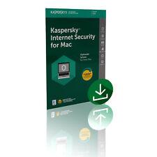 Kaspersky Internet Security Mac Lizenz 1 Gerät 1Jahr - Download - Code per Email