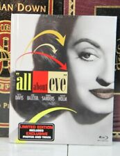 All About Eve 60Th Anniversary Limited Digibook - Blu-Ray New - I Ship Boxed