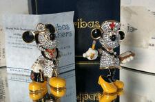 Swarovski Disney Arribas Mickey Arzt & Minnie Maus Mickey Mouse Doc & Nurse OVP