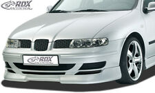 RDX Front alerón Seat Leon 1m & Toledo 1m Front alerón delantero labio enfoque
