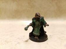 Dragonborn Elementalist #12 Rare Lords of Madness D&D Miniatures New!