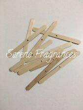 Candle Making Wooden Wick Holders X 20.
