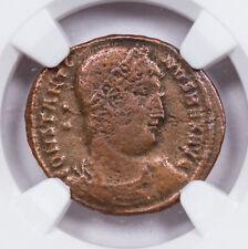 AD 307-337 Roman Empire Billon Nummus House Constantine Great NGC VF SKU52785