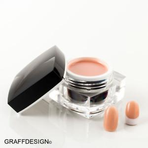 250 ml UV Gel - Camouflage - Make up Gel - Caramel Glitter - 104-003
