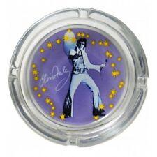 Cenicero Cristal Elvis Presley Rock de la Carcel
