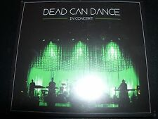 Dead Can Dance ‎– In Concert Live (Australia) 2 CD - New