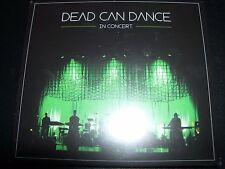 Dead Can Dance – In Concert Live (Australia) 2 CD - New