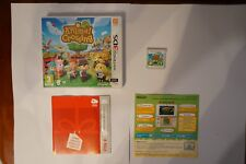 Welcome to Animal Crossing New Leaf Nintendo 3ds ds original genuine EUR 5247